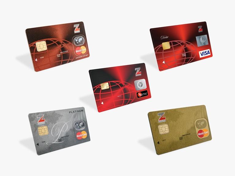 Cards Zenith Bank