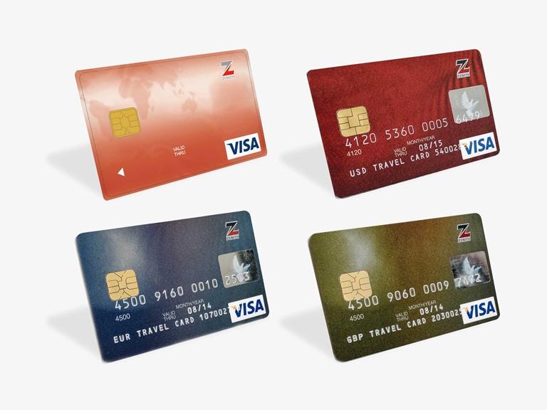 Cards - Zenith Bank Plc