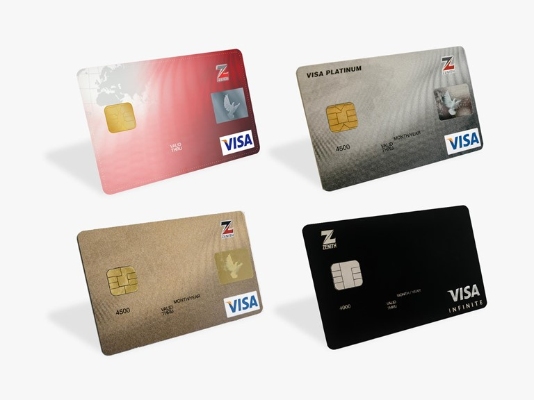 Zenith Bank Credit Cards