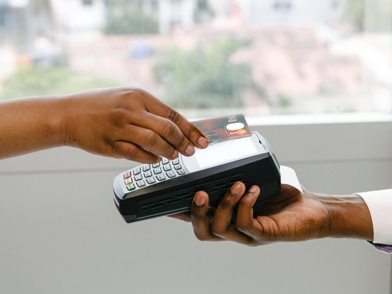 Zenith Bank Contactless POS