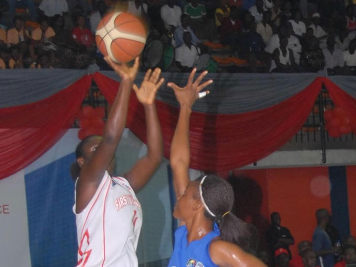 Title sponsorship of the National Women Basketball League