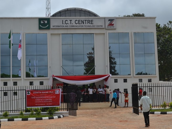 ICT Center Donation