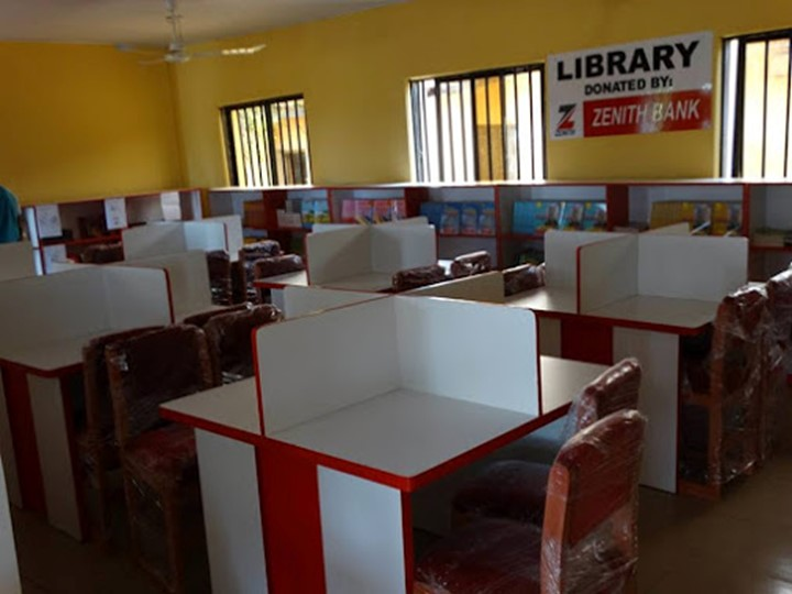 Library Renovation