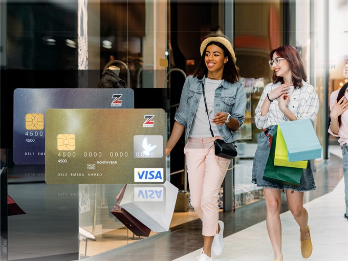 Zenith Bank Introduces Pounds Sterling And Euro Visa Debit Cards