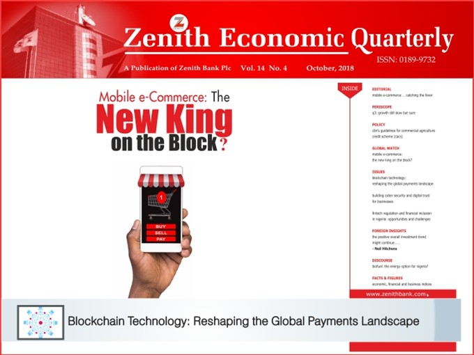 Zenith Economic Quarterly October 2018
