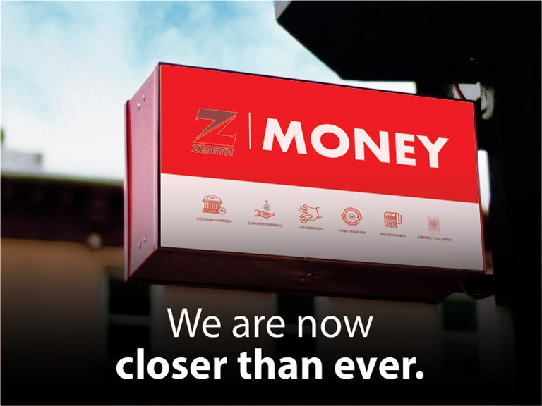 Zenith Bank Agent Banking