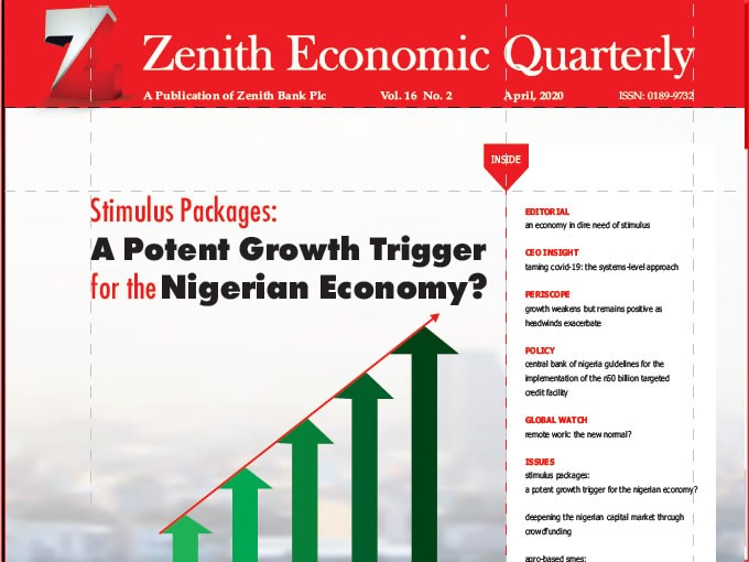 Zenith Economic Quarterly Vol.16 No.2 April 2020